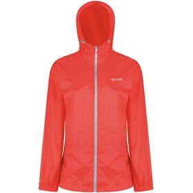 Regatta Pack It III Jacket Women Neon Peach
